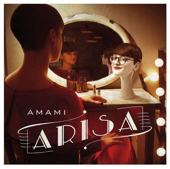 Arisa Amami artwork album 2012