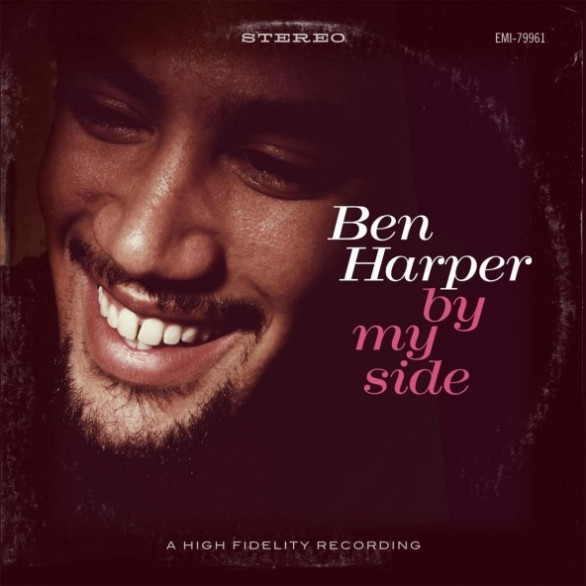 By my side la raccolta di Ben Harper copertina album artwork