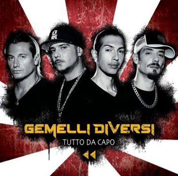 Gemelli diversi tutto da capo album cover e tracklist - Gemelli diversi video ...