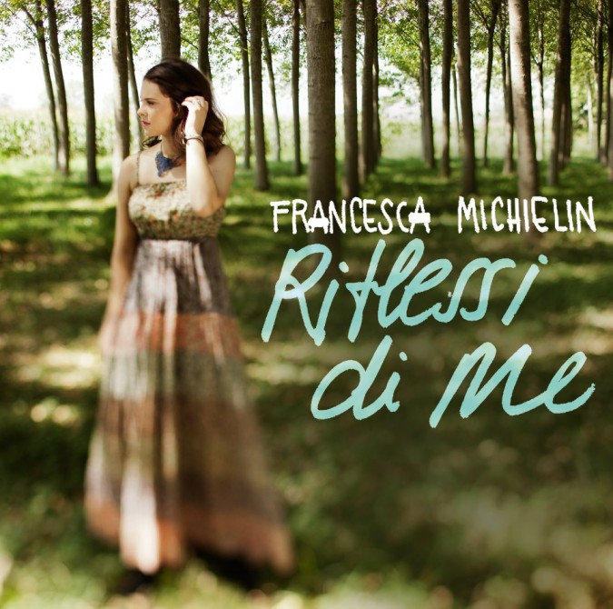 francesca michielin riflessi di me - copertina album artwork