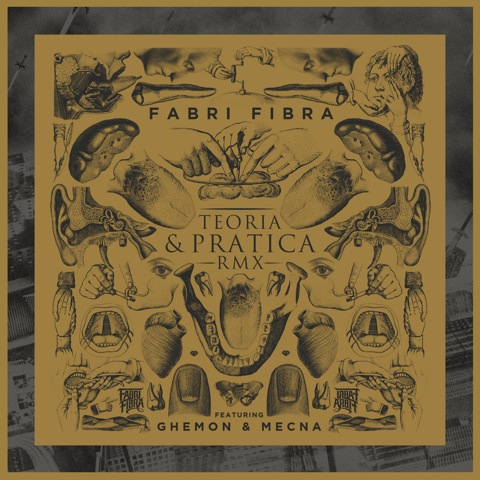 Teoria e Pratica RMX cover artwork