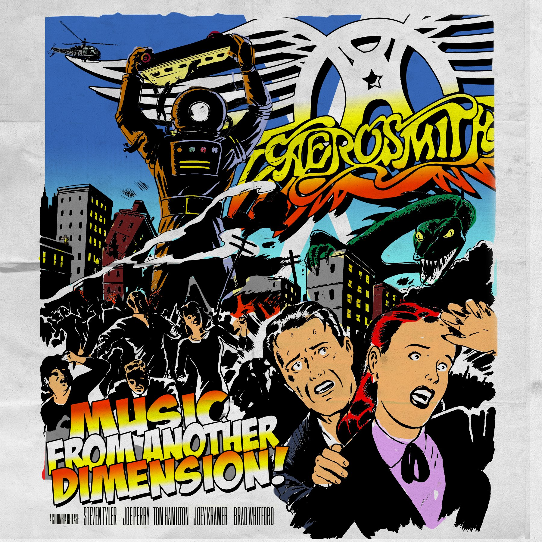Music from Another Dimension! - Aerosmith: Amazon.de: Musik