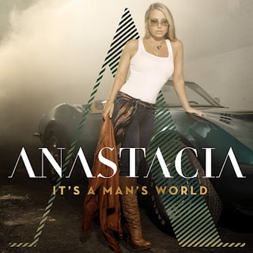 Anastacia It's A Man's World copertina disco