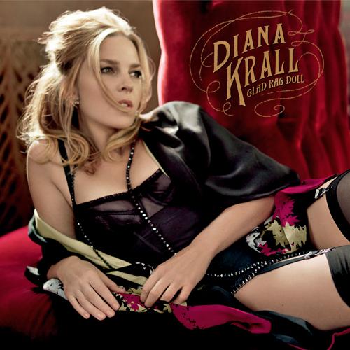Diana Krall - Glad Rag Doll - copertina album artwork