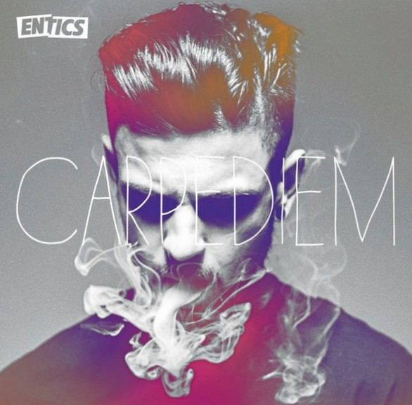 Entics - Carpe Diem - copertina album artwork