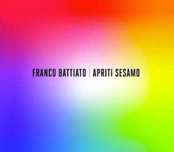 Franco Battiato apriti sesamo copertina album