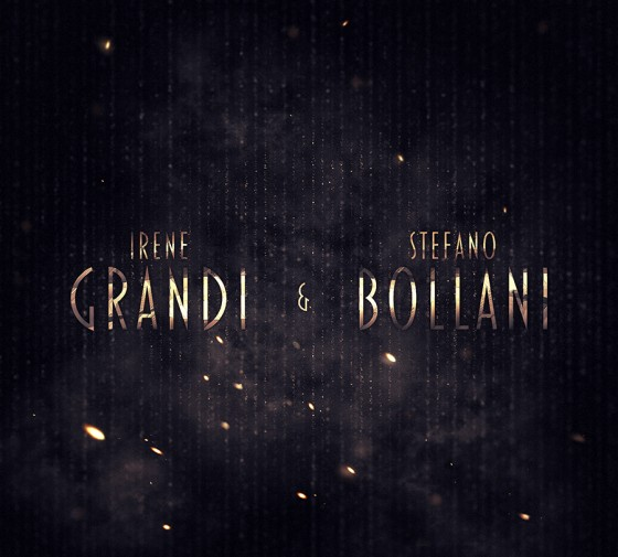 Irene Grandi & Stefano Bollani copertina album artwork