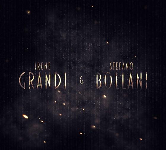 Irene Grandi & Stefano Bollani copertina album artwork