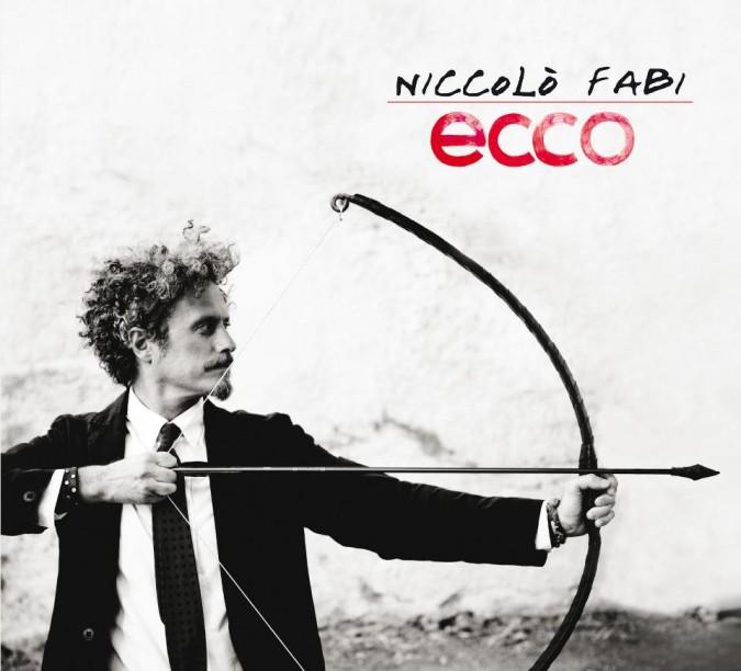 Niccolò Fabi - Ecco - copertina album artwork