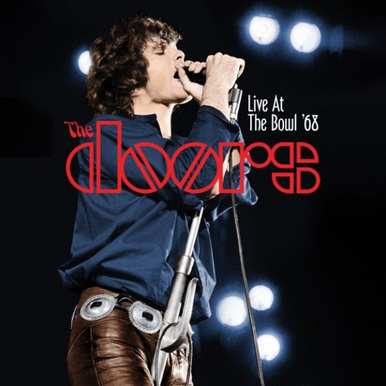 the doors Live at the Bowl '68 copertina artwork