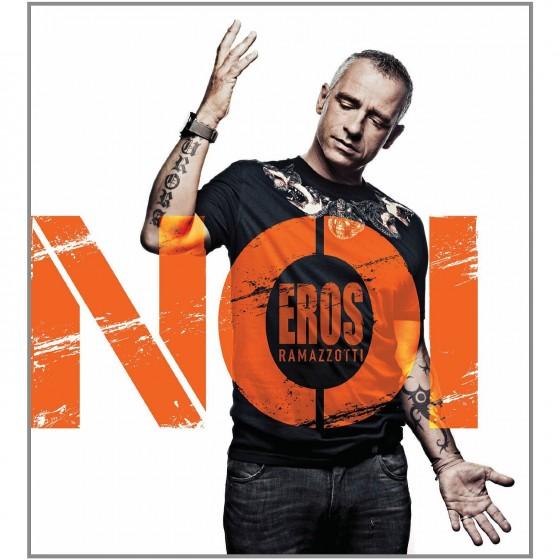 La copertina di Noi di Eros Ramazzotti