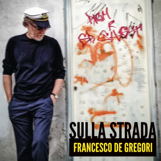 Francesco De Gregori Sulla Strada cd cover artwork
