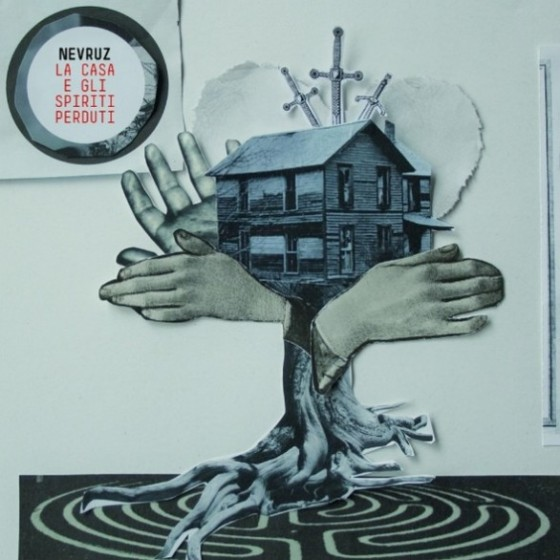 nevruz la casa degli spiriti copertina cd