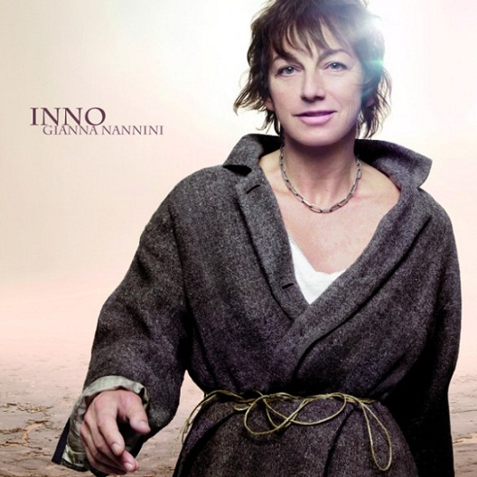 Copertina cd Inno Gianna Nannini artwork