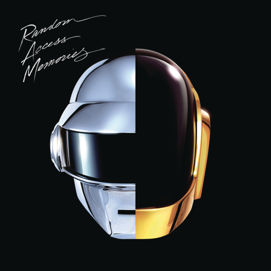 Daft Punk - Random Access Memories - copertina album
