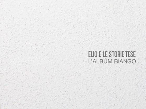 Elio e le Storie Tese – L'Album Biango – copertina