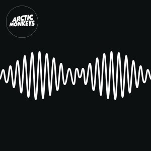Copertina album Arctic Monkeys AM
