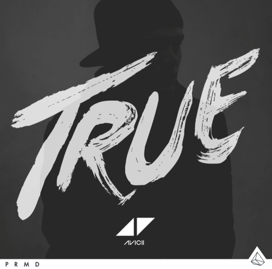 Avicii True copertina CD