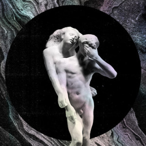 2013 Arcade Fire - Reflektor Album Cover Copertina