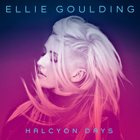 ellie goulding halcyon days copertina cd