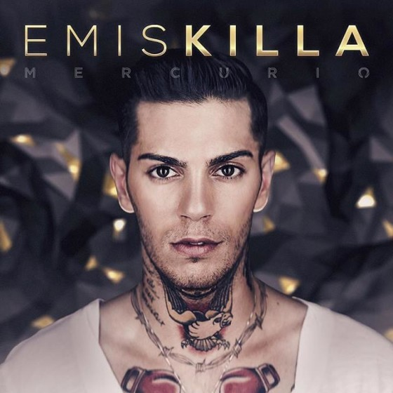 Emis Killa Mercurio copertina album artwork
