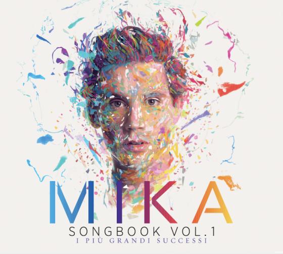 mika songbook vol 1 album cover
