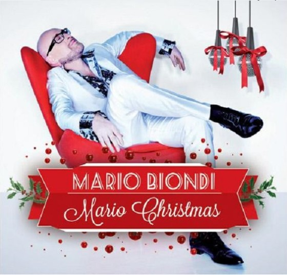 Mario Christmas copertina disco