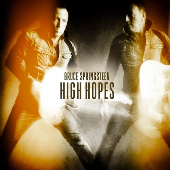 bruce springsteen high hopes copertina cd