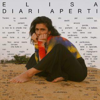 Elisa Diari Aperti Album 2018 copertina