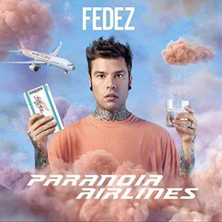 Fedez Paranoia Airlines Album 2019 copertina