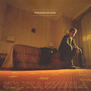 Franco126 Stanza Singola Copertina Album